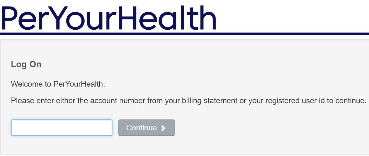 Peryourhealth – Pay Your Bills Online www.peryourhealth.com